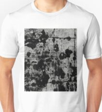 Textured Contrast 1 - Study In Black And White T-Shirt