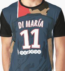 Angel Di Maria Graphic T-Shirt