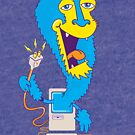 Macintosh the Monster by jumpy