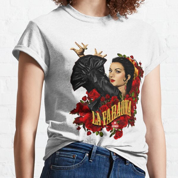 Lola Flores Camiseta clásica