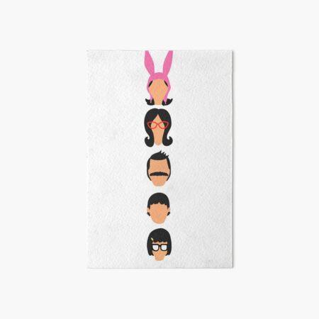 The Belchers Art Board Print