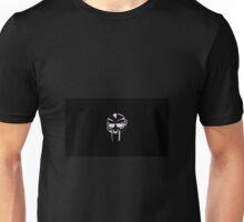 MF DOOM mask print Unisex T-Shirt