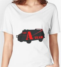 The A-Team! Women's Relaxed Fit T-Shirt