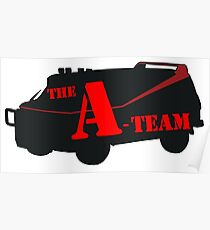 The A-Team! Poster