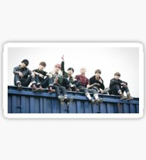 BTS - The Most Beautiful Moment in Life Pt.1 Sticker