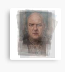 Hank Schrader Breaking Bad Metal Print