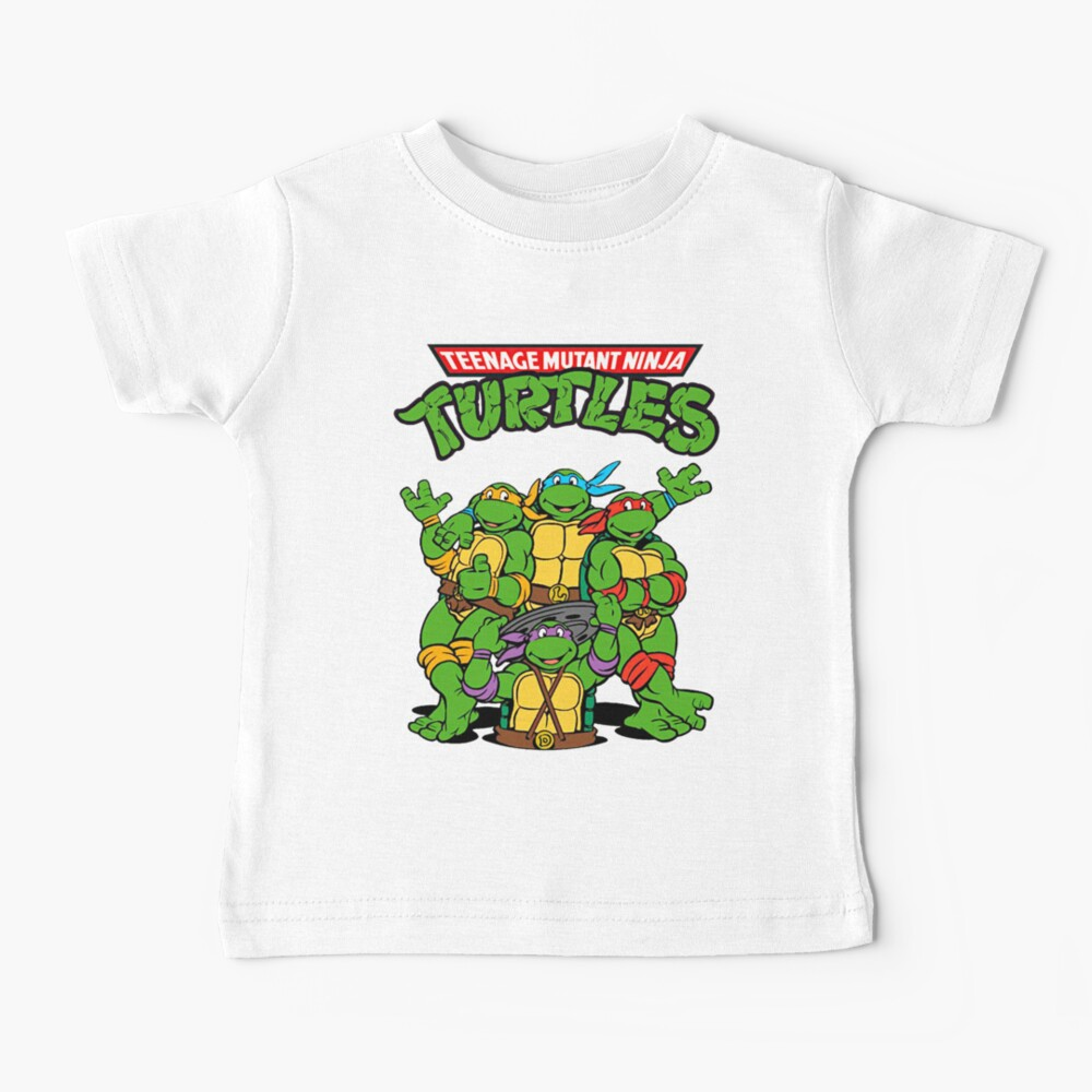 TMNT 4ever Baby T-Shirt