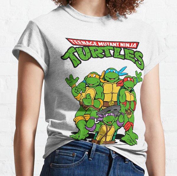 TMNT 4ever Classic T-Shirt