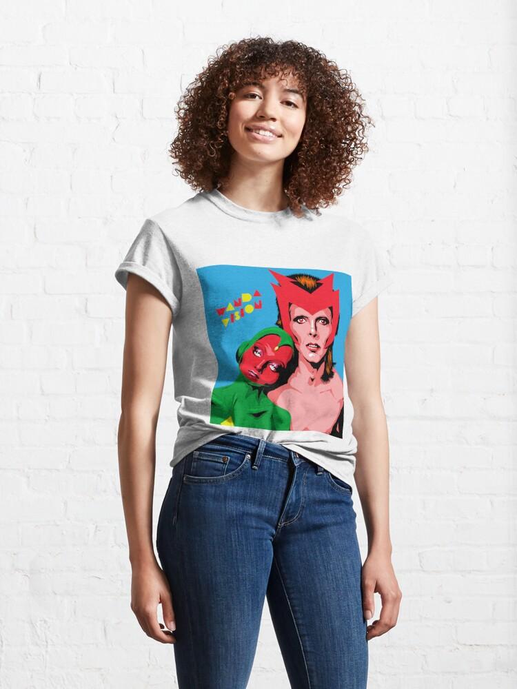 Alternate view of Pin-Ups Classic T-Shirt