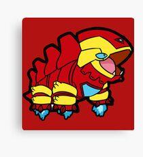 Pokemon Laironman Canvas Print
