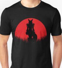 Renamon Digital Monster RED MOON T-Shirt