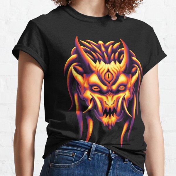 Sunset Demon Classic T-Shirt
