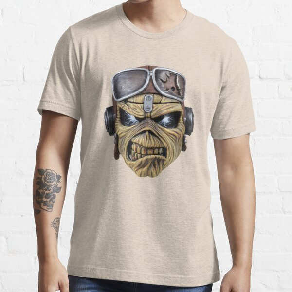Iron Maiden T-shirt essentiel