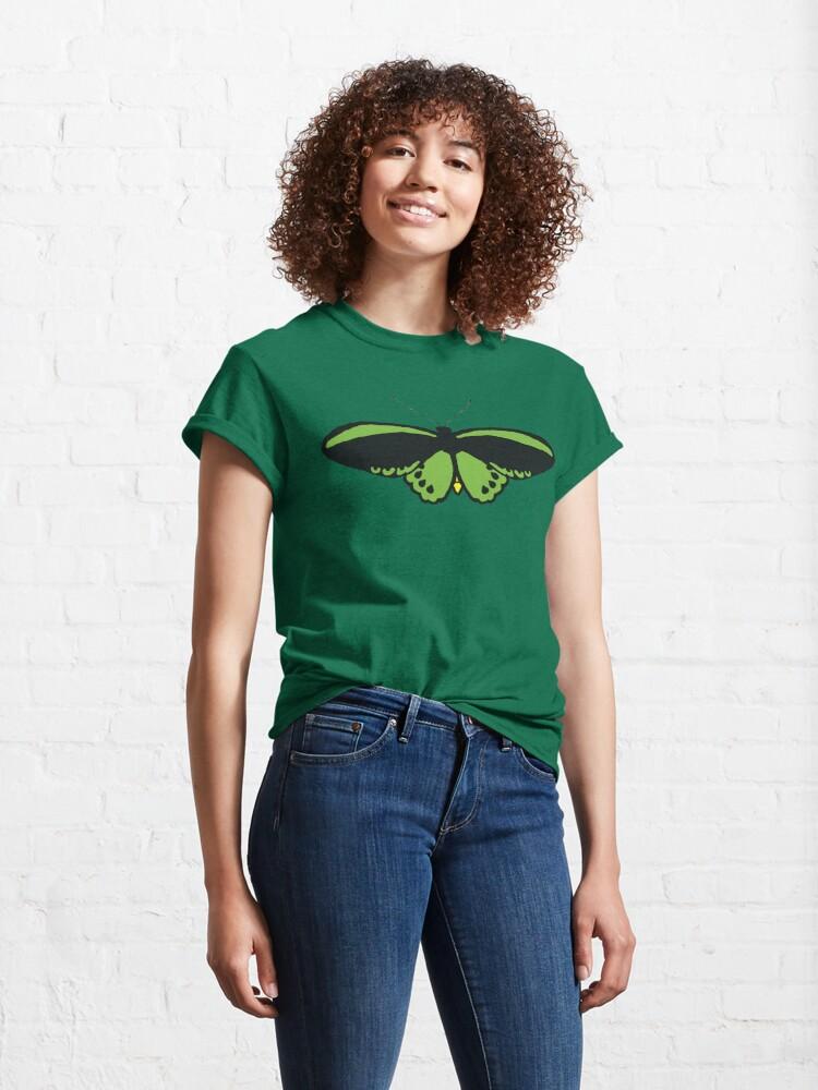 Alternate view of Richmond Birdwing Butterfly Classic T-Shirt