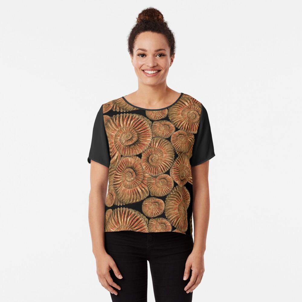 Ammonites Chiffon Top