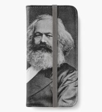 Karl Marx (best quality) iPhone Wallet/Case/Skin