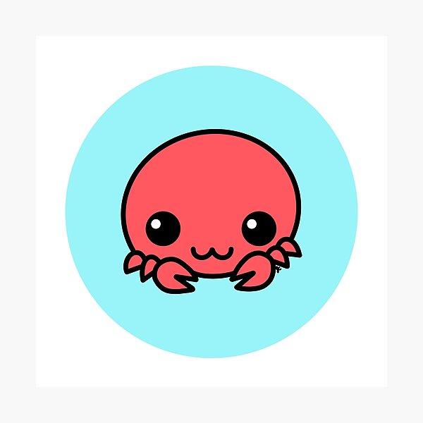Crab Photographic Print