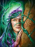 Celtic Wisdom by Michelle Tracey