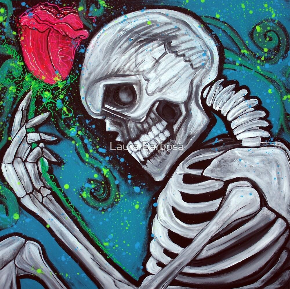 «Skeleton Rose» de Laura Barbosa