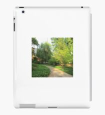 Willow Trail Afternoon iPad Case/Skin