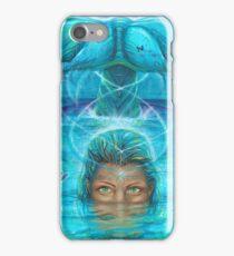 Divine Feminine iPhone Case/Skin