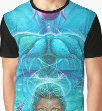 Divine Feminine Graphic T-Shirt