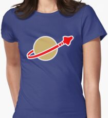 LEGO Classic Space Women's Fitted T-Shirt