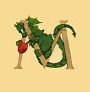 """Oscar and the Roses """"M"""" (Illustrated Alphabet) by Donna Huntriss"""