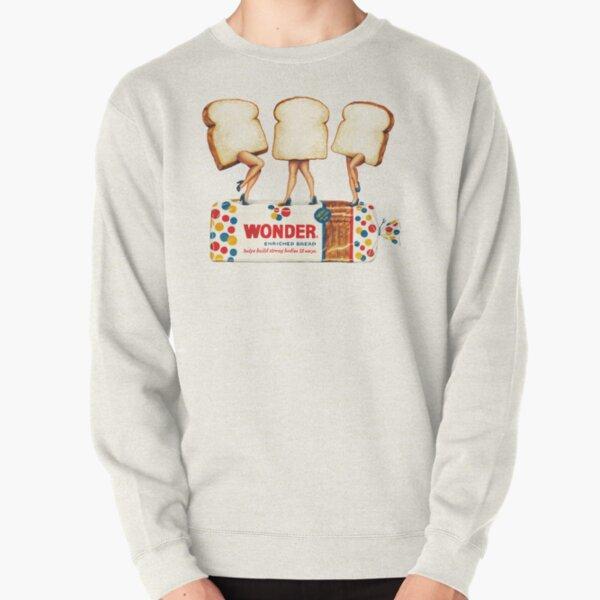 Wonder Women Pullover Sweatshirt