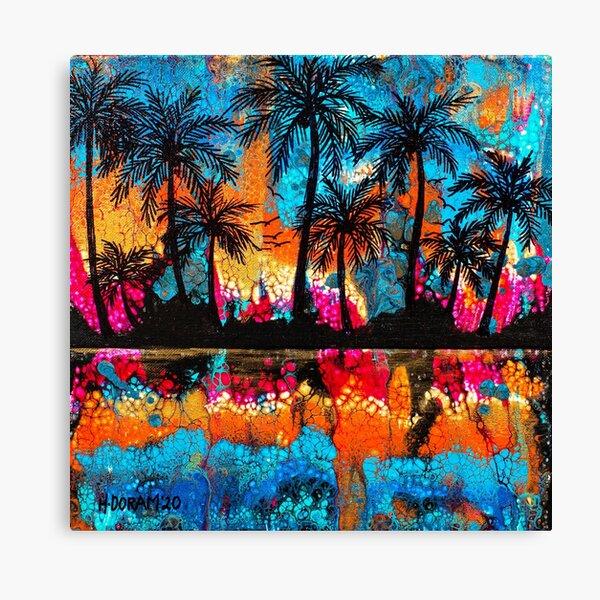 My Caribbean Aesthetic Series 04 Canvas Print