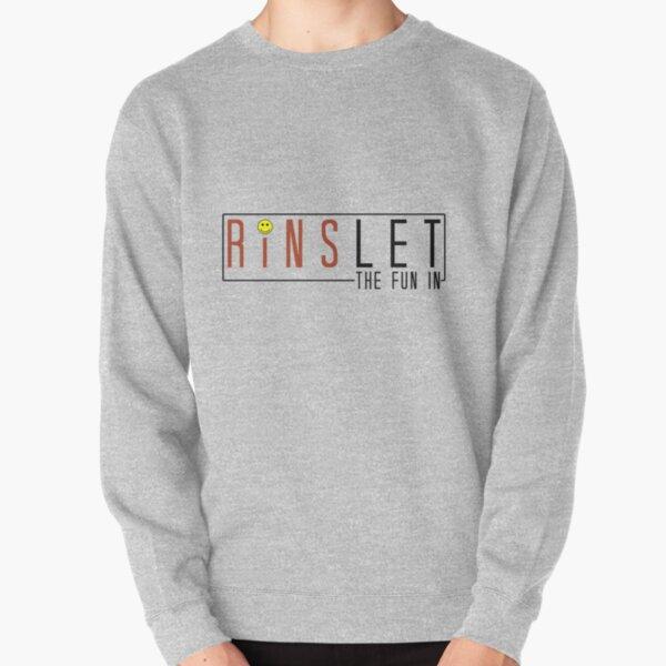 Rinslet Logo Pullover Sweatshirt