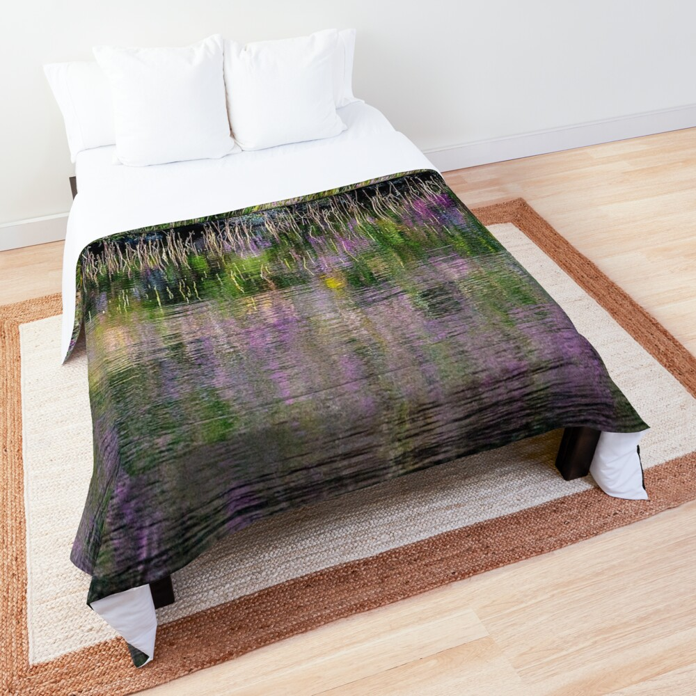 Monet's Heather Comforter
