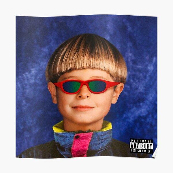 Oliver Tree - Alien Boy Albumcover Poster