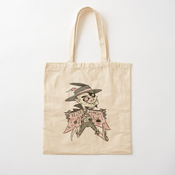 The Bad Guy - Bad Guy Club Cotton Tote Bag