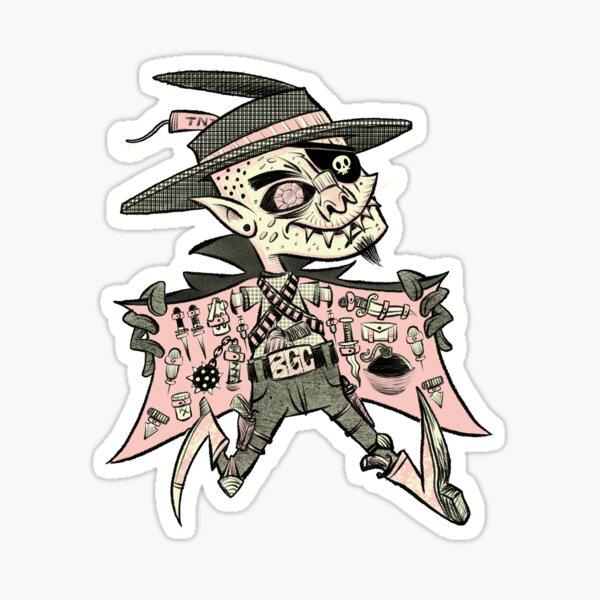 The Bad Guy - Bad Guy Club Sticker
