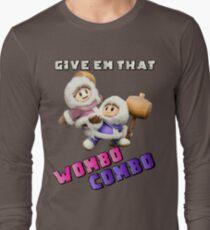 Wombo Combo Ice Climber Smash Bros Long Sleeve T-Shirt