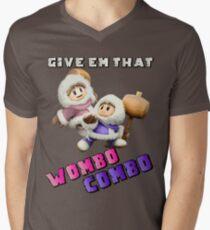 Wombo Combo Ice Climber Smash Bros T-Shirt