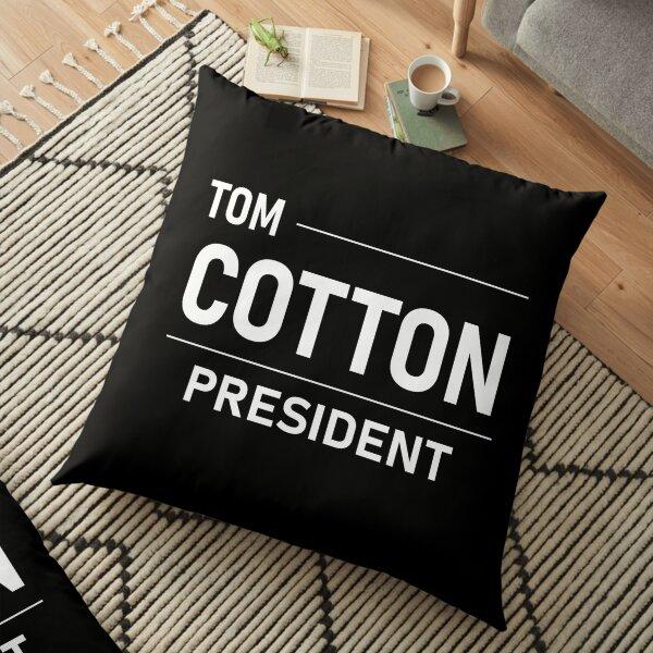 Tom Cotton for President Floor Pillow