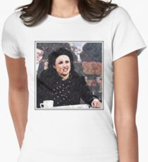Elaine Benes Womens Fitted T-Shirt