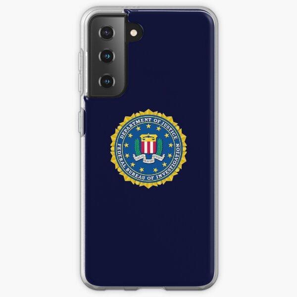 Proud of FBI Agent Samsung Galaxy Soft Case