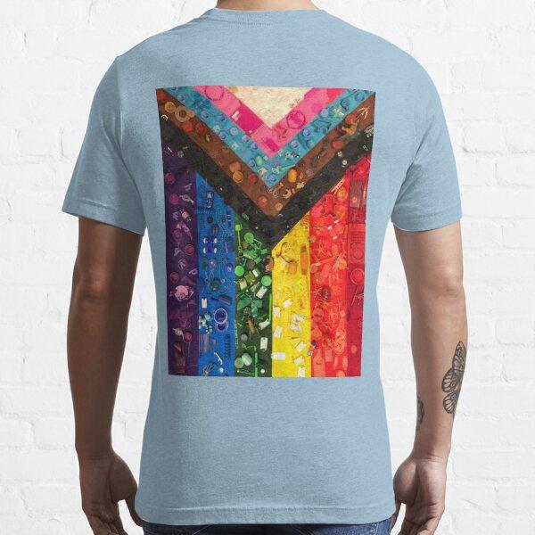 Progress Unfurled (a study) v.1 Essential T-Shirt