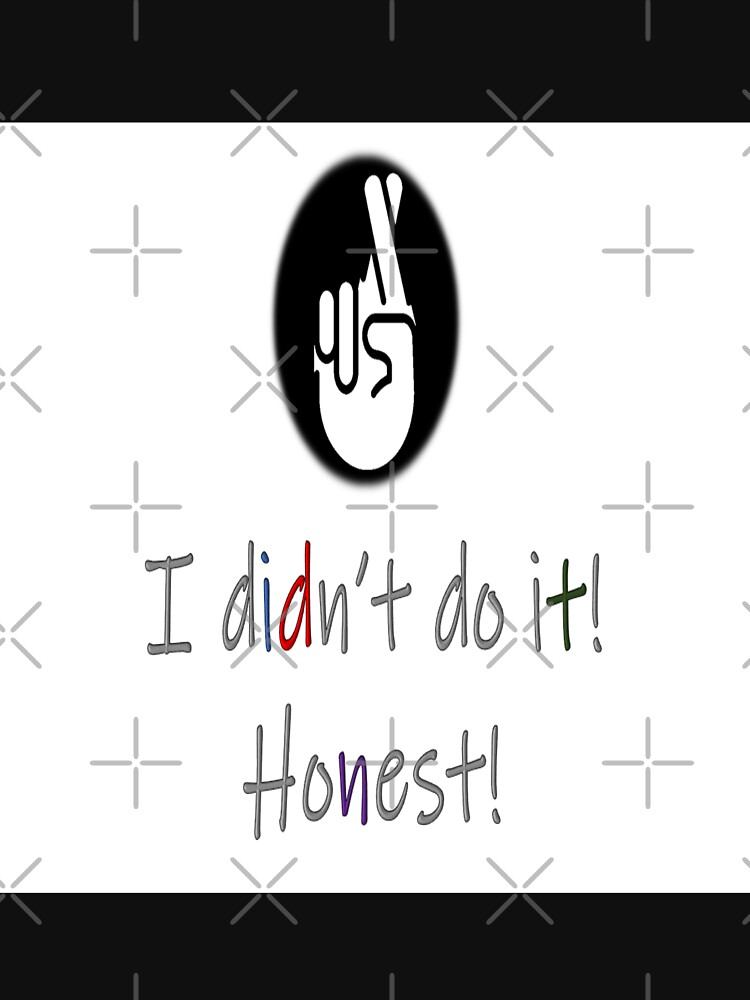 I didn't do it! Honest! by Veee8