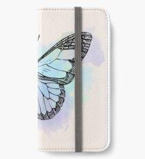 In der Stimmung für Liebe iPhone Flip-Case/Hülle/Klebefolie