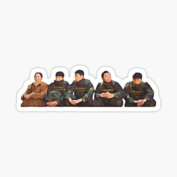 CLOY Crew - Art Version  Sticker