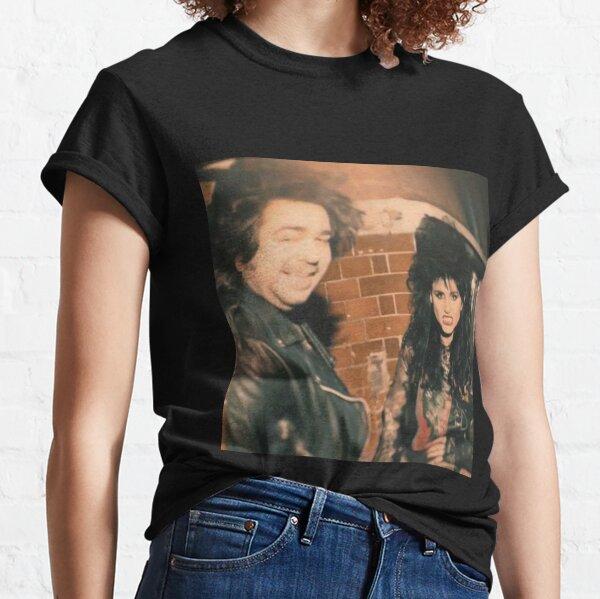 Laszlo & Nadja in the 80s Classic T-Shirt