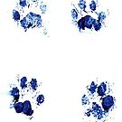 Fishing Cat Pug Marks - Wadduwa by fcproject