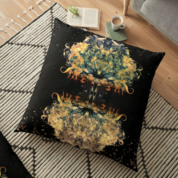 Dream Tree Floor Pillow