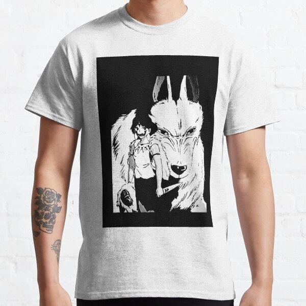 La princesa Mononoke Camiseta clásica