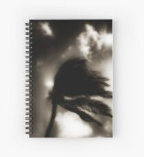 Tree Hair  Spiral Notebook