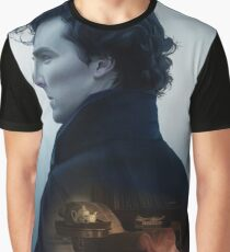 Snowcapped Mountain Graphic T-Shirt